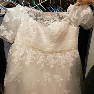 Dresses & Skirts - 5x Wedding Dress worn once & we're still married!